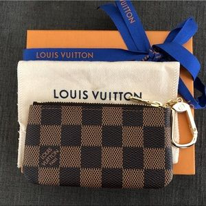 Brand new Louis Vuitton key cles